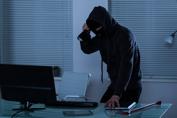 Protect your premises from intruders