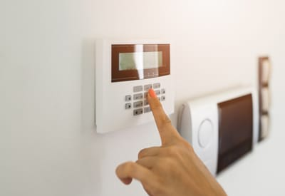 Domestic intruder alarms