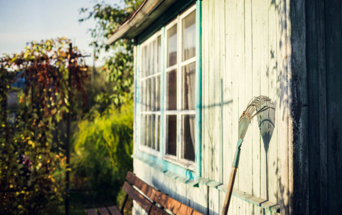 Are your shed & garage secure enough? Here are the improvements you need to make. Robust locking solutions. How to secure your garden. Protect valuable items. Find out more about alarms, CCTV & security lighting for your home