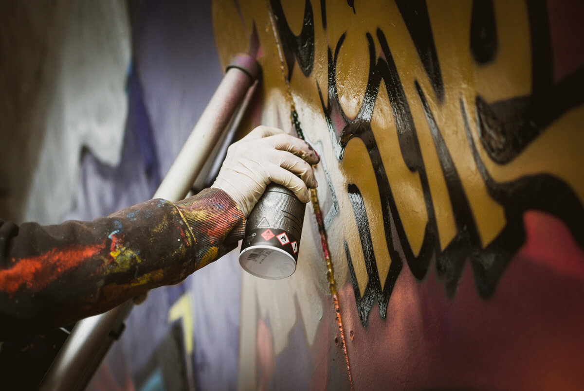 Business security essentials - Guide to prevent vandalism at your property