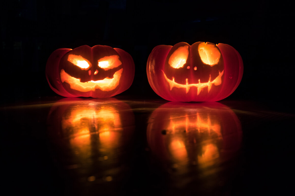 Home security experts - protect your home on Halloween & Bonfire Night