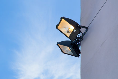 Do you need security lights for your business?