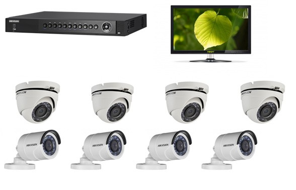 CCTV packages installed in Surrey